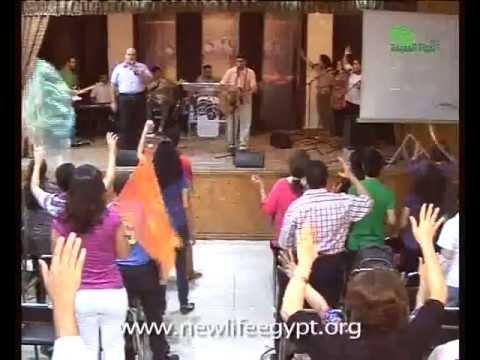 صلوات لمصر – ترنيمة الرب أبطل مؤمرات الأمم