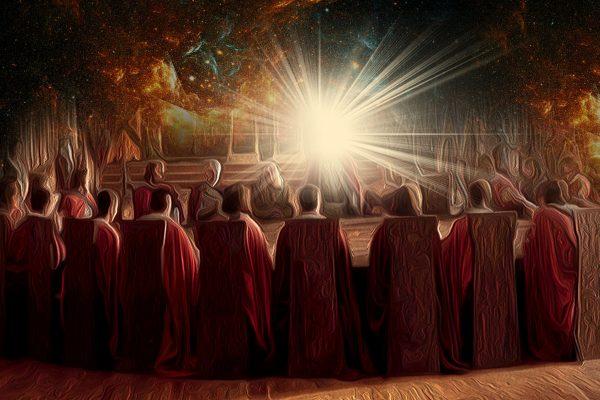 الرب يأتي لك –